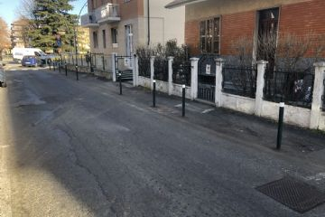Work in progress: Viale Vittoria