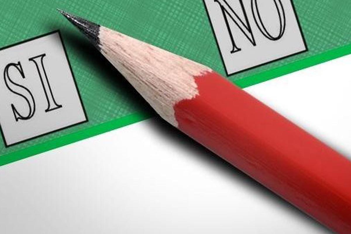 Referendum 2020: diritto di voto per gli elettori residenti all'estero  (AIRE) - Comune di Alpignano